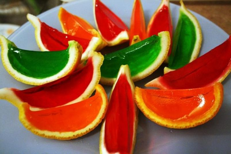 How To Make Orange Jello Shots For That Hens Night