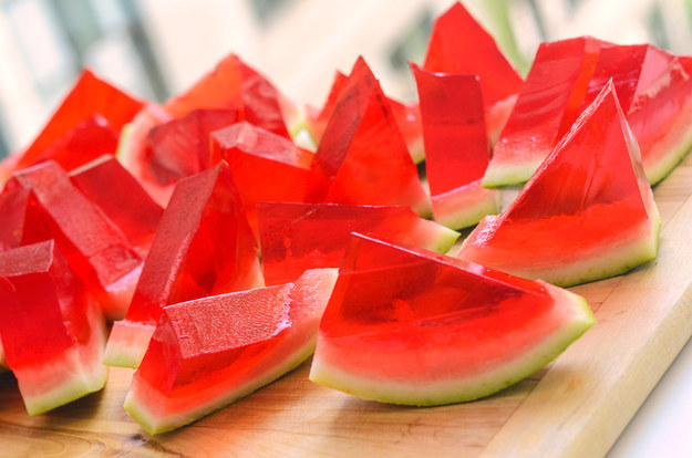 How To Make XXL Watermelon Jell-O Shots For Your Hens Night